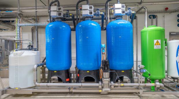 installatie proceswater